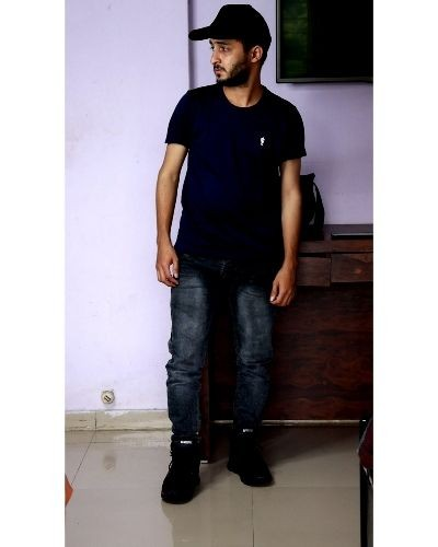 Best casual comfortable t-shirt for men