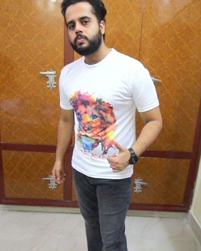 Glam Look T shirt