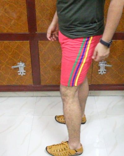Classy Different Colour Shorts Combo