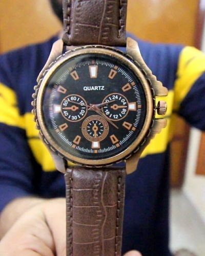 Classy Brown Watch for Men