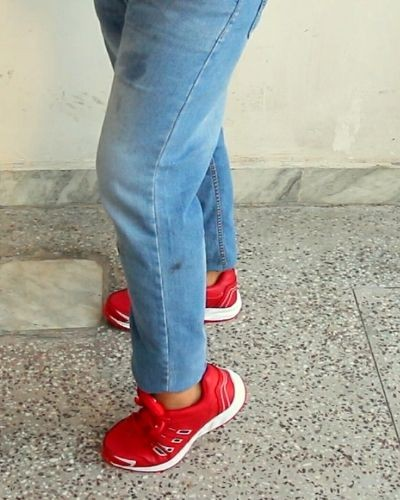 Trendy Red Shoes