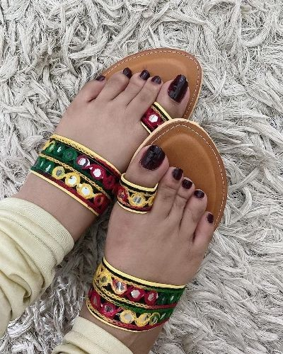 Must have ethnic flats