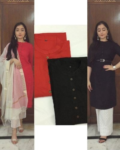 The best kurti combo you'll ever need!