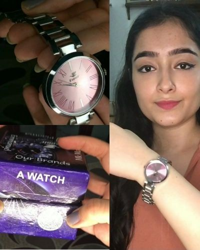 The best watch to slay the college look!