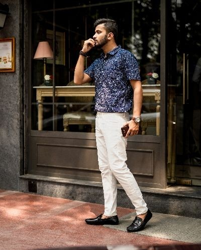 how to style whites jeans  with 5 style