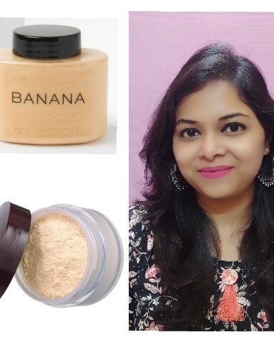 Difference between loose setting powder, compact powder and banana powder