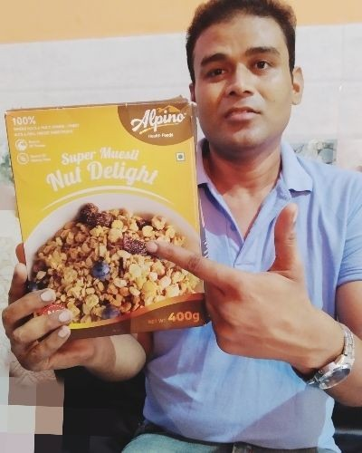 Nut Delight to help you switch to a healthy lifestyle