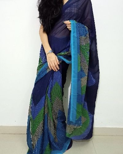 Every day wear saree
