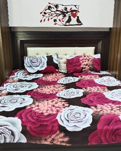 3d bedsheets for ur bed nd comfort zone.
