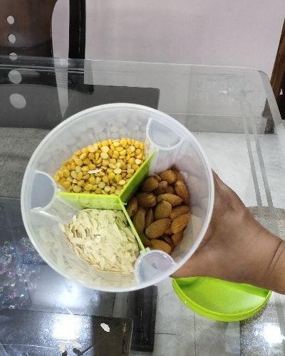 3 in 1 section container for your kitchen.