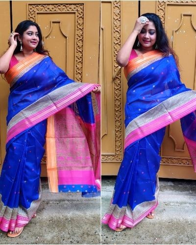 Beautiful Everyday wear Saree