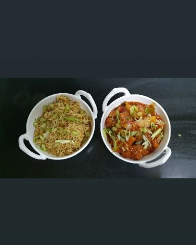 Perfect Chinese food Combo Recipe