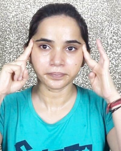 How to massage your face for glowing skin