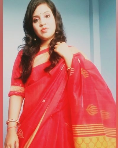 Gorgeous Saree for festive wear