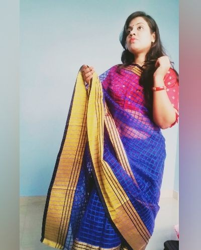 Standout any occasion with this beautiful and comfortable saree