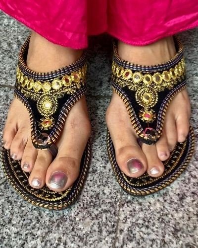 Sandals For Festive Wear