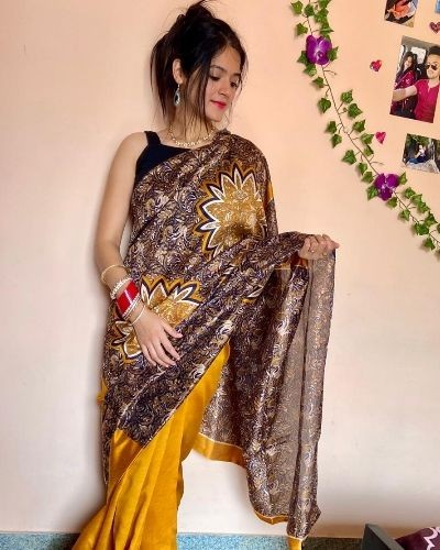 Saree for wedding season
