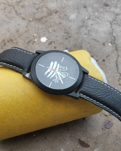 Stylish printed watch