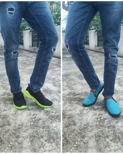 stylish combo shoes