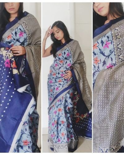 Saree LookBook..