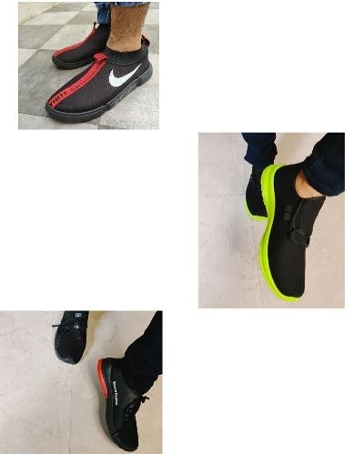 Multi Coloured Sporty Shoes