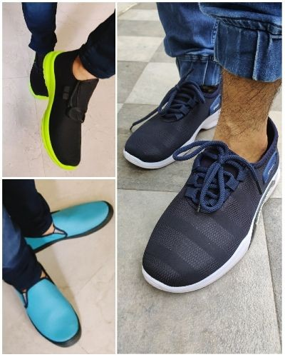 Classy street style shoes