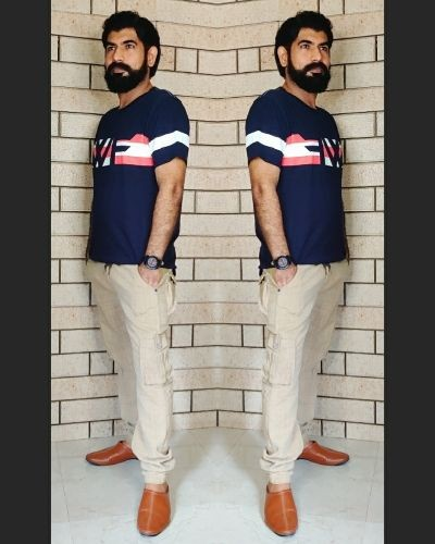 Swagger look stylish t-shirt
