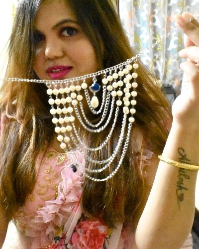 Necklace which goes with every look