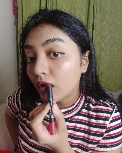 How to do Ombre lip