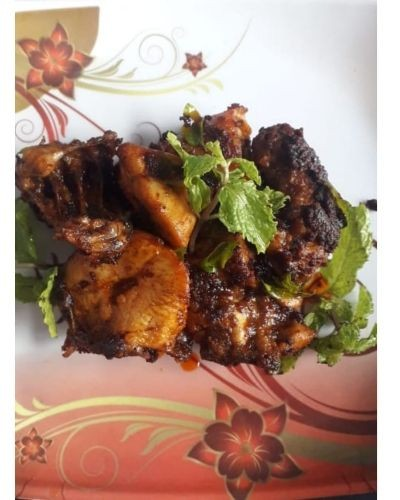 Ghee Roast Chicken - Made with Ammirkal Ghee Roast Masala