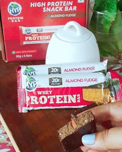 Deliciously Healthy Protein Bars - Stay Fit with HYP