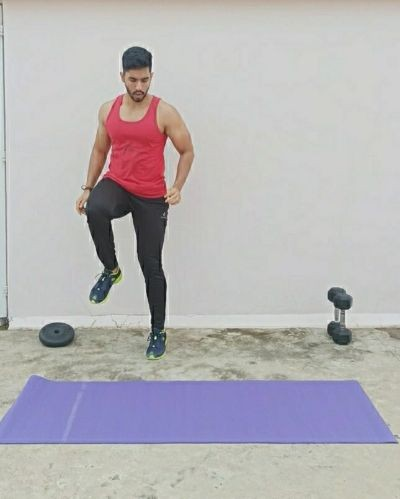 Beginner's Full Body Workout 5