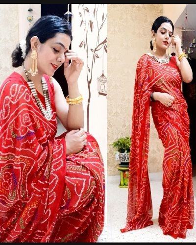 Festive Perfect Saree