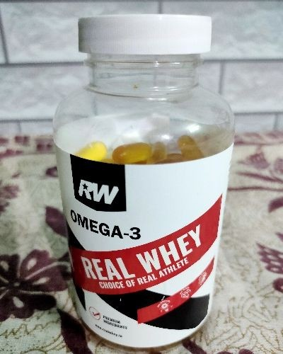 WHEY omega 3 pills to add in your diet