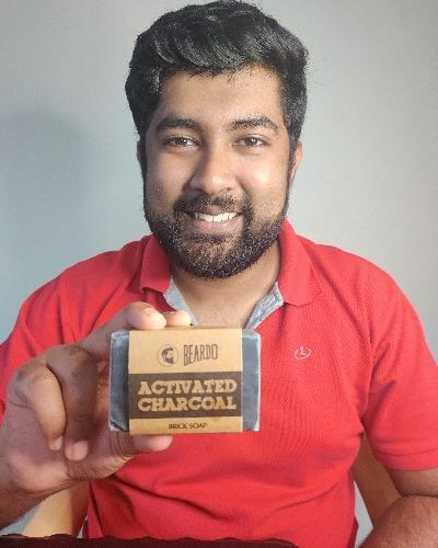 Get The Goodness Of Activated Charcoal With This Soap From Beardo