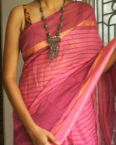 Saree for everyday wear