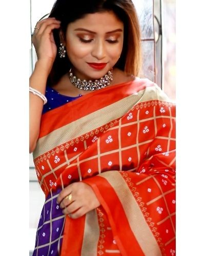 A Saree you will fall in love with
