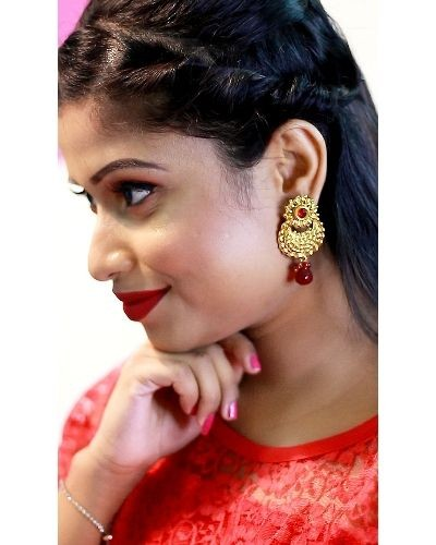 Earrings to flaunt at festivals