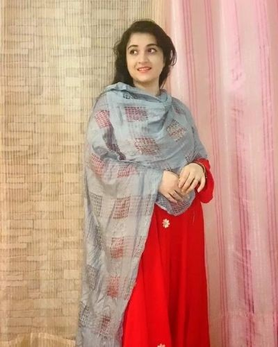 Checked dupatta for you to style