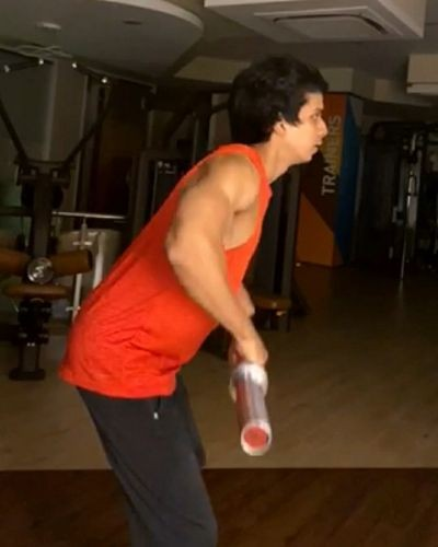 Full body Intermediate workout session 4